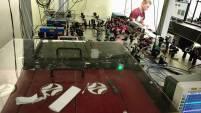 Оптический стандарт на ультрахолодных атомах Sr-87 в оптической решетке
